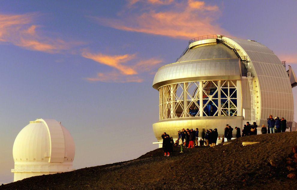Обсерватории Джемини