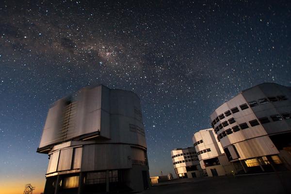Обсерватории Паранал, Чили