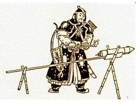 Порох в Китае