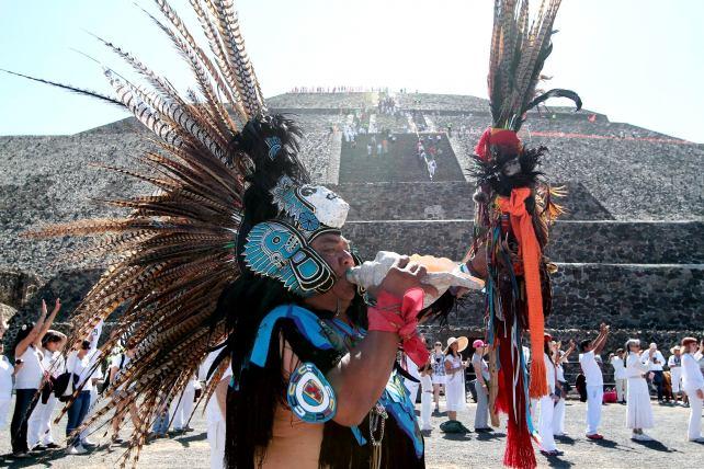 Равноденствие майя