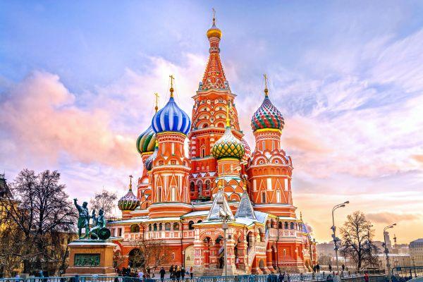 Собор Василия Блаженного, Россия