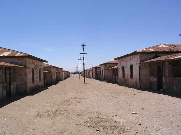 Хамберстоун и Санта-Лаура, Чили