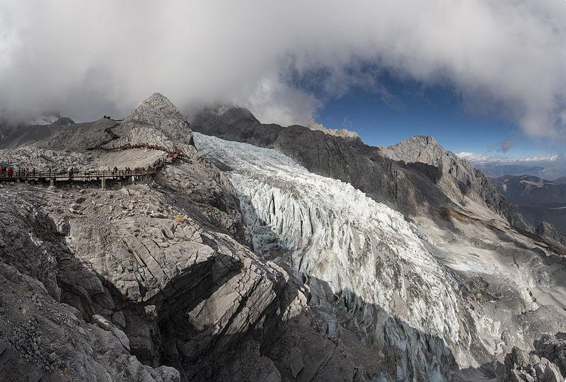Ледник Юйлун