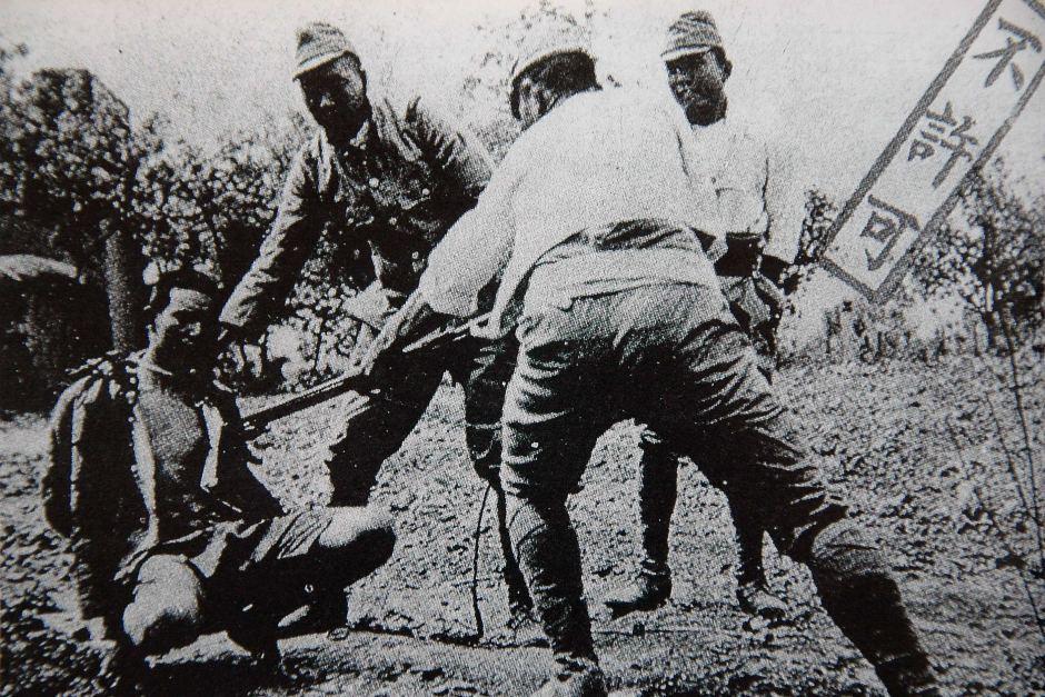 Японские войска практиковали каннибализм во время Второй мировой войны