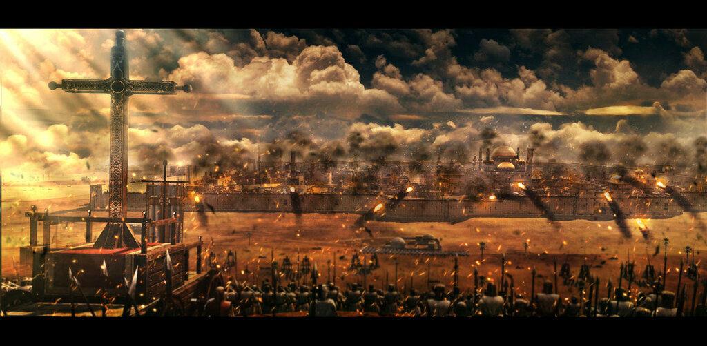 Иосиф Флавий описал каннибализм во время осады Иерусалима в 70 году н. э.