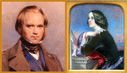 Дарвин встречался с подругой своей сестры в колледже