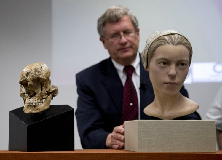 Археологические свидетельства каннибализма в Джеймстауне