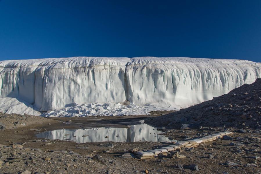 Канадский Ледник