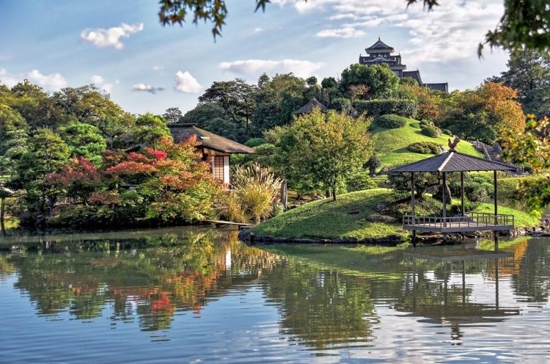 Kōraku-АН, Окаяма, Япония