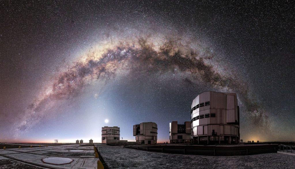 Европейская Южная обсерватория (ESO)