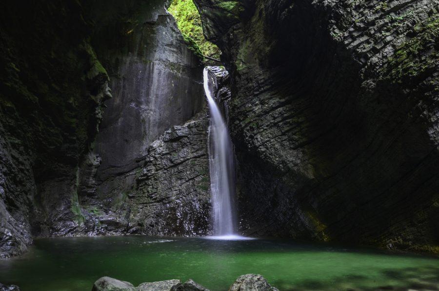 Водопад Козяк