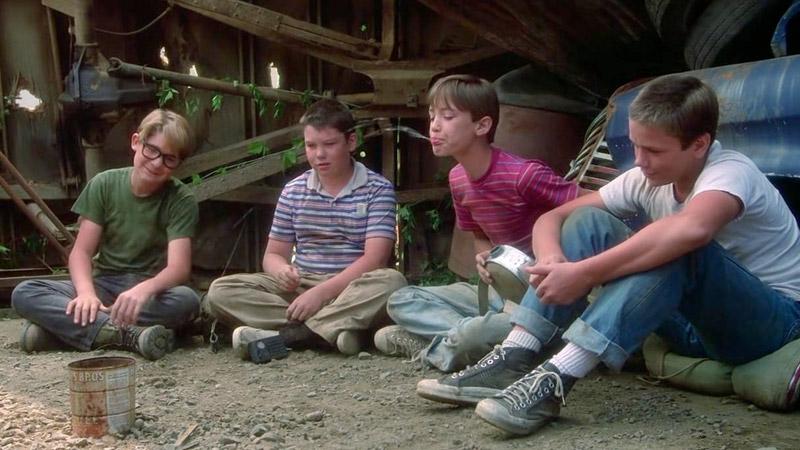 Останься рядом со мной (1986)