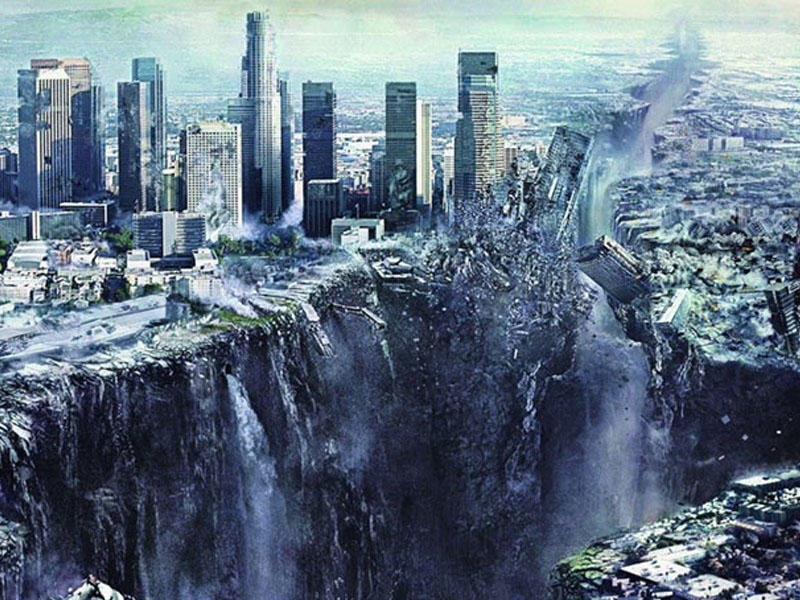 Падение городов