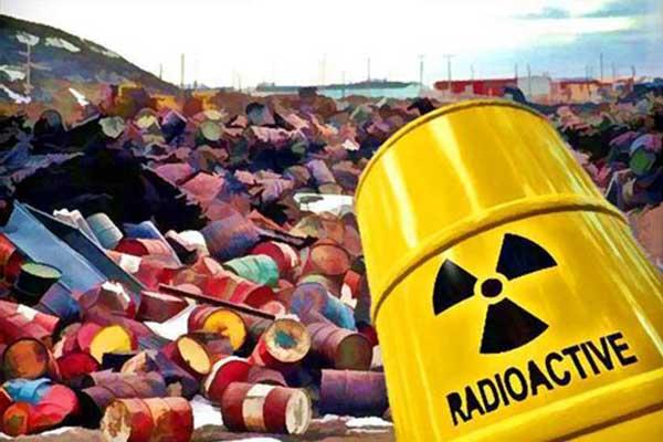 Токсичные отходы