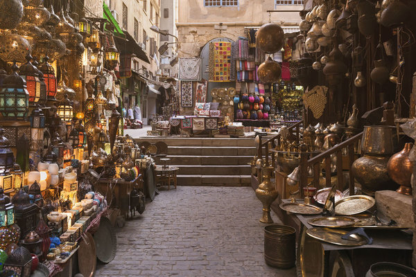 Хан-эль-Халили, Каир