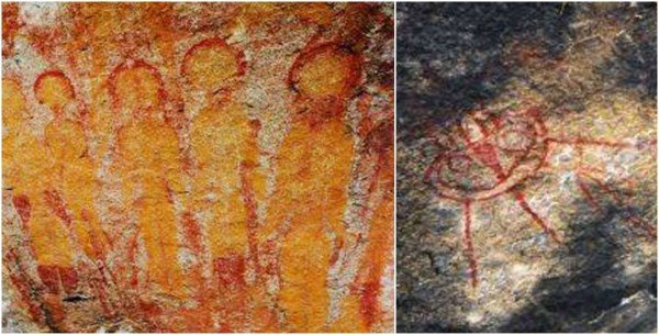 Наскальные Рисунки Харамы, 8000 год до н. э