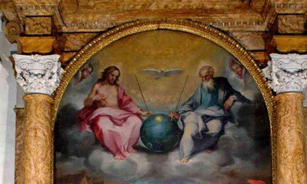 Прославление Евхаристии, 1600 Год, Вентура Салимбени