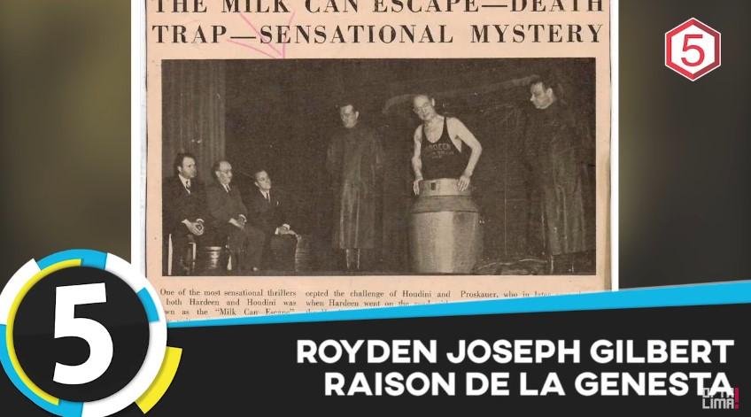 Ройден Джозеф Жильбер Резон Де Ла Генеста