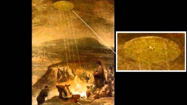 Крещение Христово, 1710 год