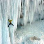 Интересные места для ледолазания по всему миру