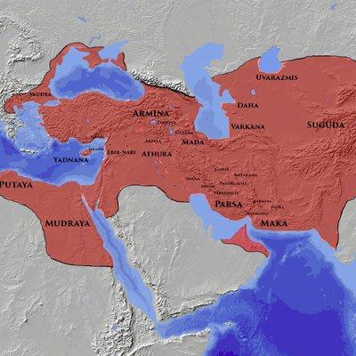 Ахеменидская Империя