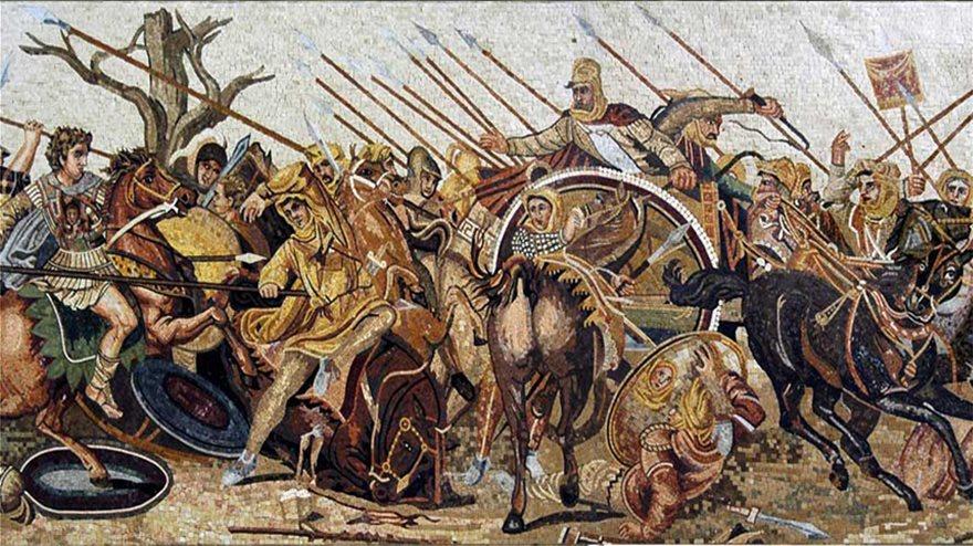 срубов картинки александра македонского походы процесс