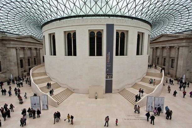 Британский музей, Лондон, Англия