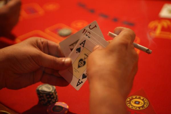 В 1898 году Великобритания запретила азартные игры в библиотеках