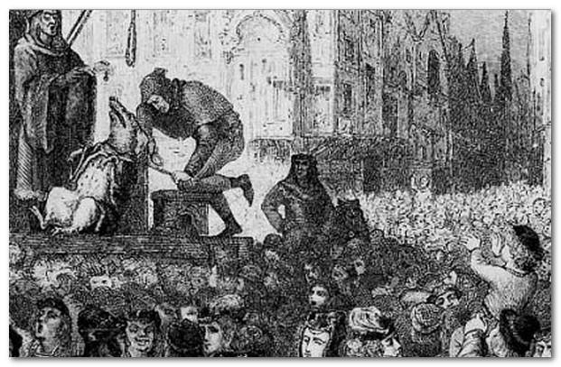 В Средние века животных можно было судить в судах за уголовные преступления