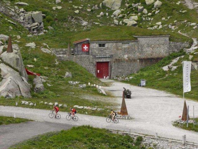 В Швейцарии незаконно не иметь доступа к ядерным бункерам