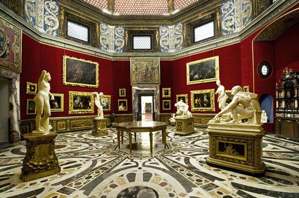 Галерея Уффици, Флоренция, Италия