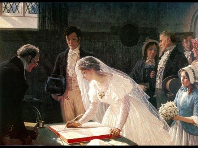 Жениться на мертвом человеке с 19-го века во Франции было законно