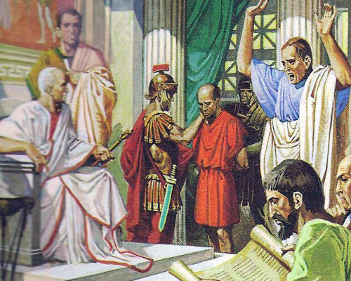 Законы в Древнем Риме