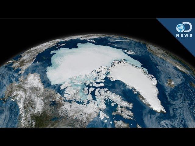 Кому принадлежит Северный полюс