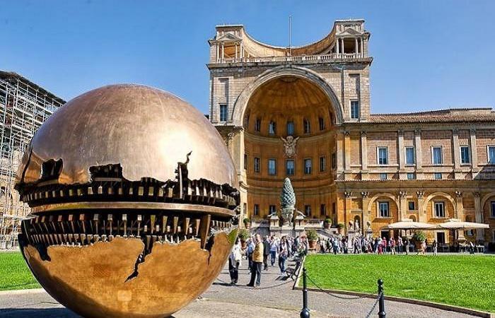 Музеи Ватикана, Ватикан, Италия