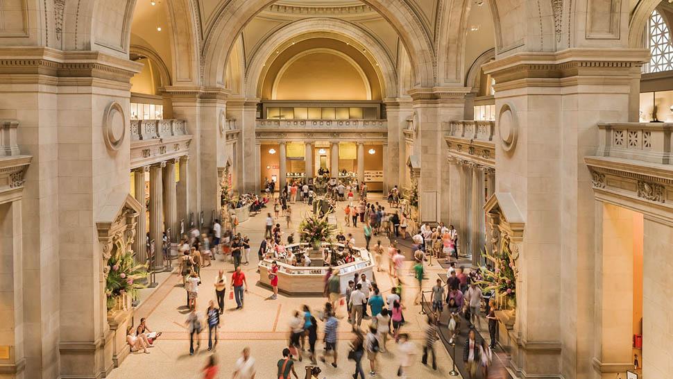 Музей Искусств Метрополитен, Нью Йорк