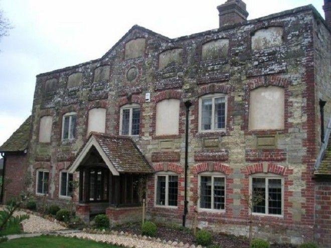 Налог на окна в 1696 году