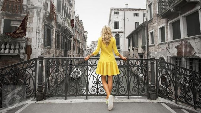 Путаны в Венеции должны были носить желтое в 1420-х годах