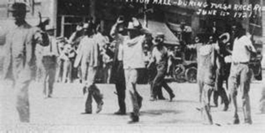 Расовые беспорядки Талсы