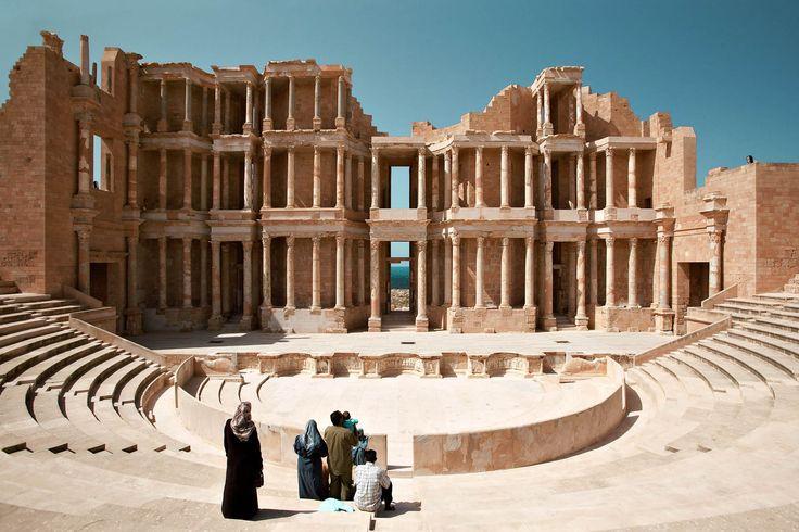Сабрата, Сирия