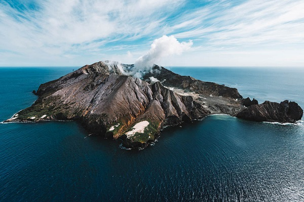 Самые глубокие вулканические извержения на Земле