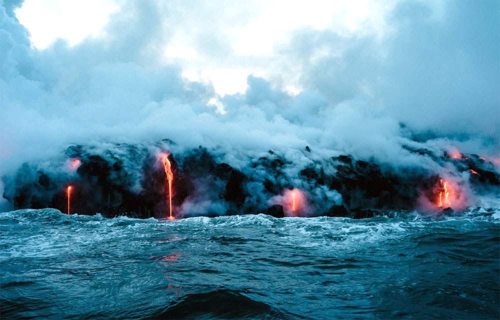 Скрытые вулканы Аляски
