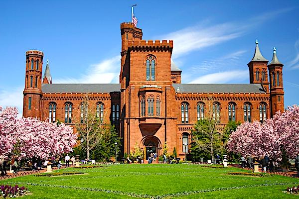 Смитсоновский институт, Вашингтон, округ Колумбия