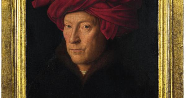 Ян ван Эйк – «Портрет мужчины», 1433 год