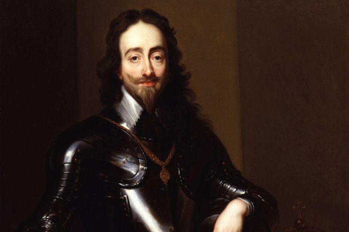короля Карла I