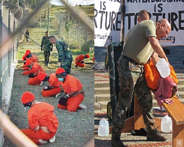 пытки в США