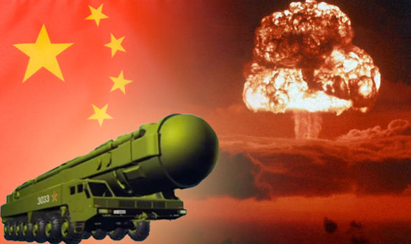 China and the nuclear bomb