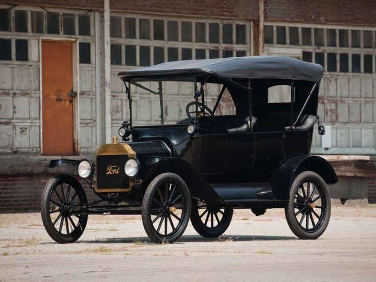 Ford Model T в 1916 году