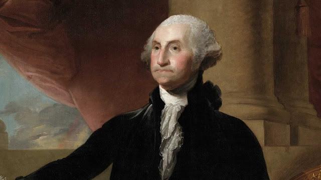 Джордж Вашингтон любитель спиртного