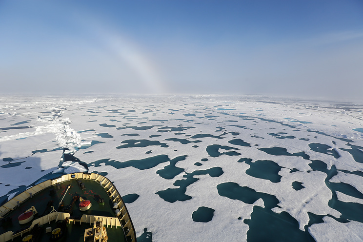 Северный Полюс - Самое Странное Место На Земле